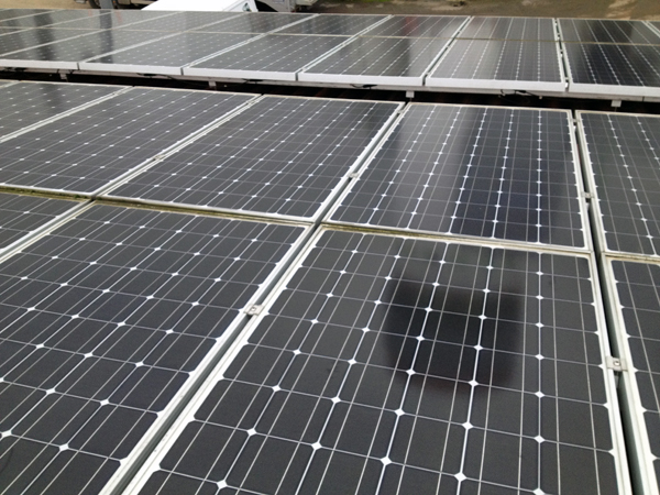 Reinigung Solar - Photovoltaik