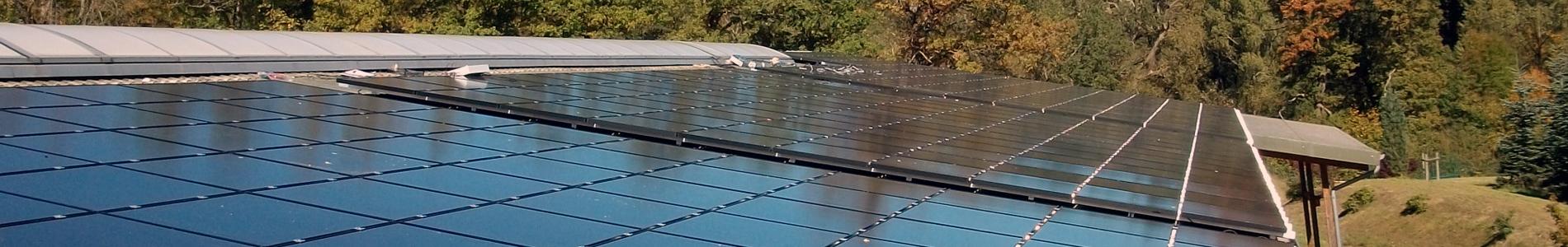 Solar Dach
