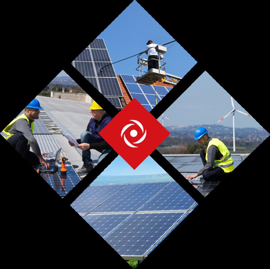 aeos services solaranlage